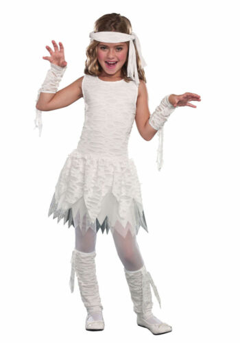 New by Dreamgirl 9581 Mummy Costume for Girls Wrap It Up all sizes