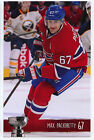 NEW 2014-15 MAX PACIORETTY MONTREAL CANADIENS PLAYOFFS TEAM ISSUE POST CARD RARE