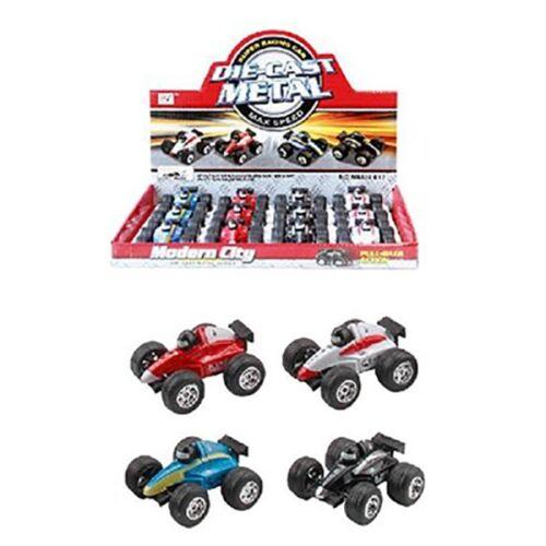 Mini Sportwagen Rückziehmotor Aufziehauto Aufziehspielzeug Rennauto
