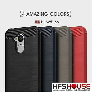 huawei honor 6a coque silicone