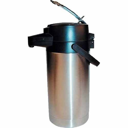 Winware by Winco 2.5Lt. Airpot S S Body & & & Liner, Lever-Top 0810aa