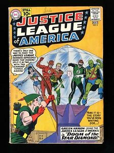Justice-League-Of-America-4-VG-4-5-DC-Comics