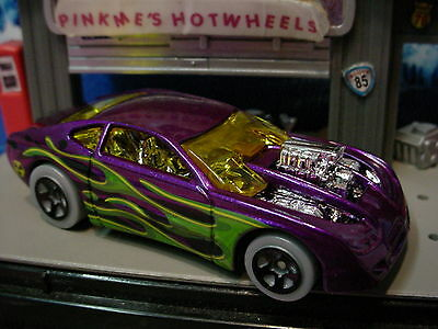 CP11 Hot Wheels First Editions Overbored 454 2002-016