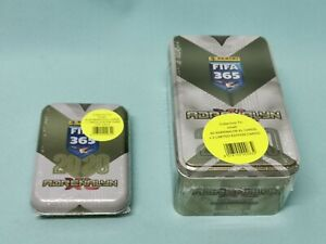 Panini-Adrenalyn-XL-FIFA-365-2020-Mega-Tin-Box-Pocket-Mini-Tin-3-x-Limited