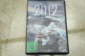 2012 (2010) DVD Roland Emmerich