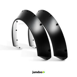 Universal-JDM-Fender-flares-CONCAVE-over-wide-body-wheel-arches-ABS-110mm-2pcs