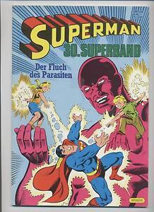 SUPERMAN SUPERBAND # 30 - EHAPA VERLAG 1987 - TOP