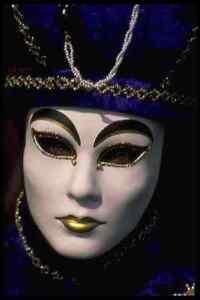 575026-Venice-Carnival-Mask-Italy-A4-Photo-Print