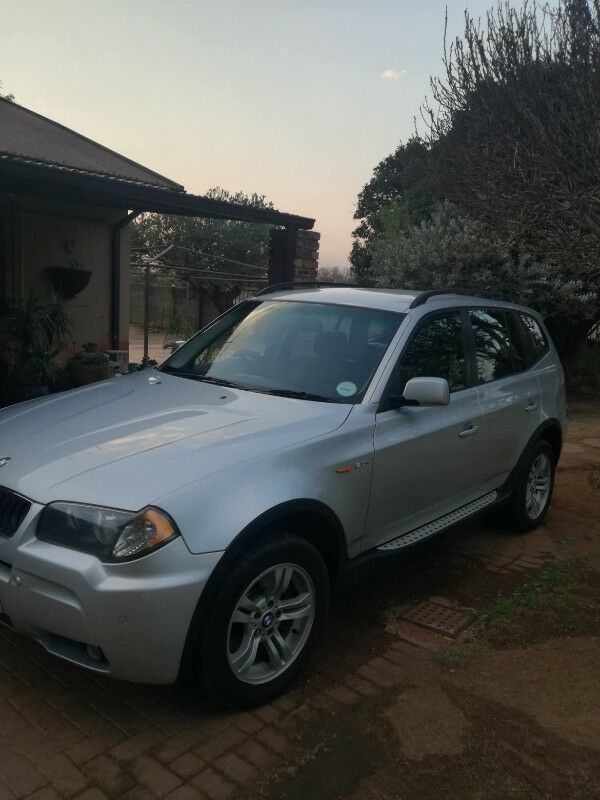 Bmw x3 E83 stripping for spares