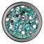 6mm-Rhinestone-Gem-20-Colors-Flatback-Nail-Art-Crystal-Resin-Bead thumbnail 6