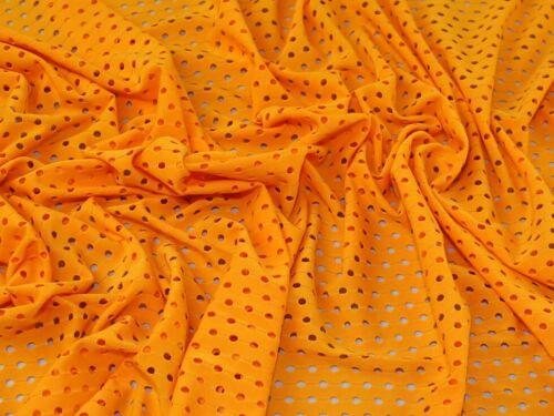 Airtex Jersey Knit Fabric Sold Per Metre