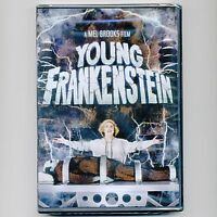 Young Frankenstein Dvd Mel Brooks Film Gene Wilder Peter Boyle Marty Feldman