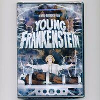 Young Frankenstein Dvd Mel Brooks Film Gene Wilder Peter Boyle Marty Feldman
