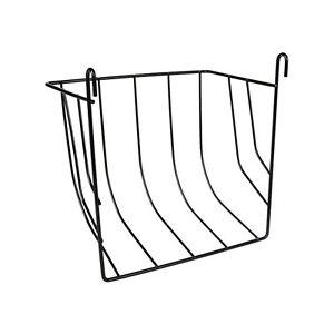 Trixie-Hay-Manger-Hanging-20x18x12cm-Fruit-Vegetables-Grass-Rack-Metal-Tough