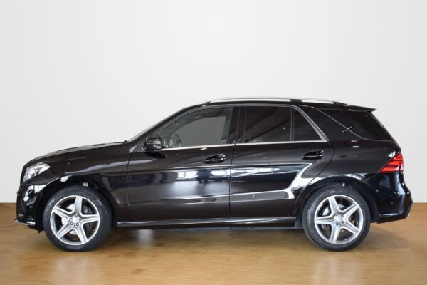 Mercedes GLE350 d 3,0 AMG Line aut. 4-M - billede 1