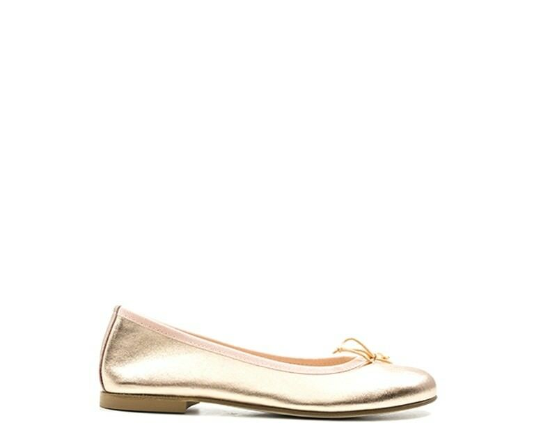 Chaussures OLIVIA POSTER Femme rose Cuir naturel 485-05LAM-RO