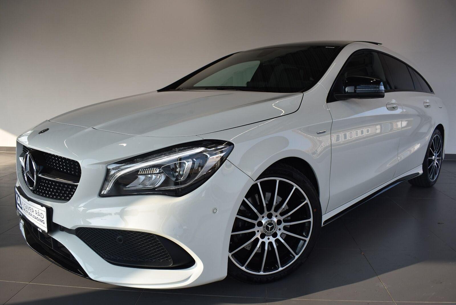 Mercedes CLA220 d 2,2 AMG Line aut. 4d - 1.552 kr.