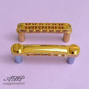 Cordier-Chevalet-Gotoh-GE101Z-Stoptail-GE103B-Tune-O-Matic-Bridge-Gold-BG23-34G