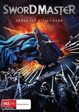 Sword Master - Tsui Hark NEW R4 DVD