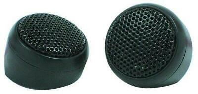 Audiopipe NTC4400 Pair Of Super High Frequency Dome Tweeters 250 Watts Max