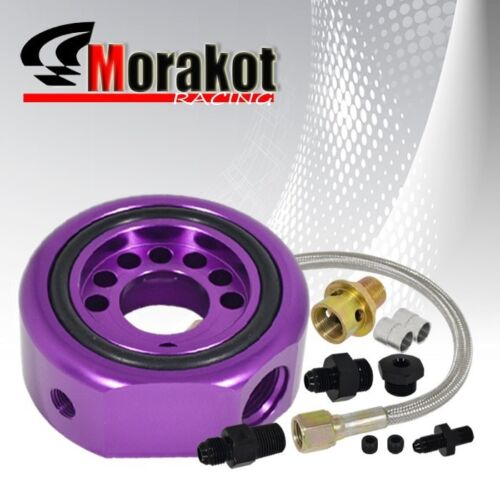 Jdm Vtec Ls B18 B20 Head Conversion Kit Aluminum Adapter Plate Sandwich Purple