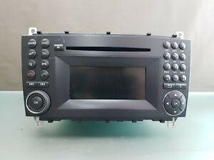 Orig Mercedes W203 Headunit Bedienteil Audio Radio Tel BR203 ECE/ Audio20