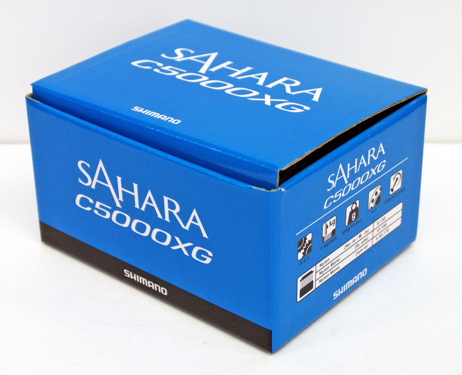 Shimano 17 Sahara C5000XG Spinning Reel 4969363036339