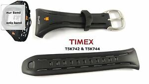 Timex-Replacement-Band-T5K742-amp-T5K744-Ironman-Run-Trainer-2-0-GPS-23-35-mm