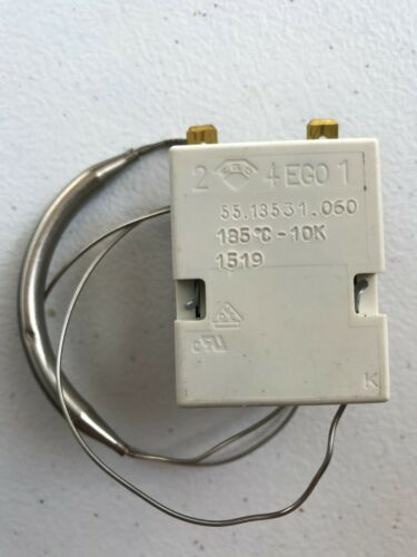 "15/"" Long 2 4 EGO 1 Thermostat,warmer Part# 55.13531.060 185°C-10K"