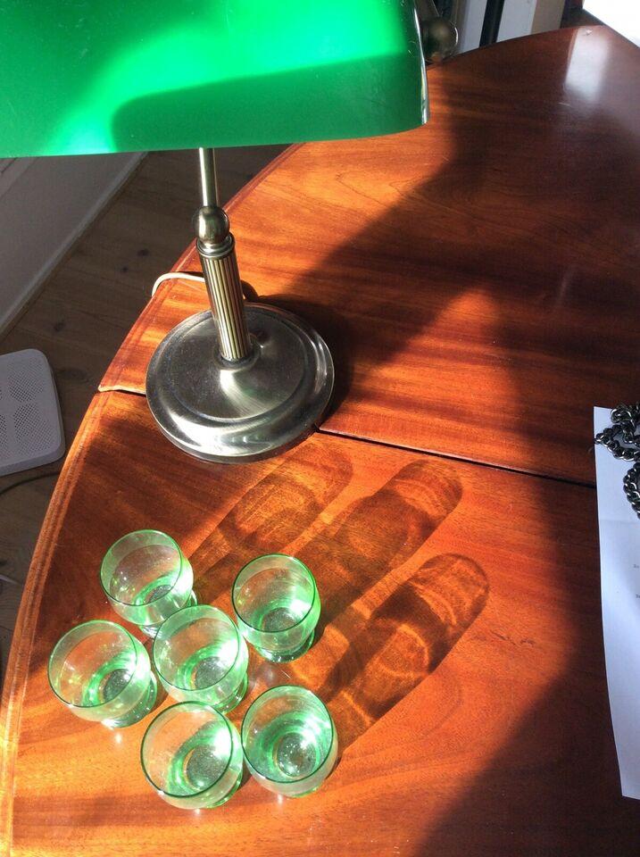 Glas, Sodavands glas
