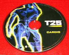 FOCUS T25 Alpha - CARDIO DVD - Brand new - 1 DVD only