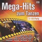 Mega Hits zum Tanzen von Steam,Shocking Blue,Temptations,Various Artists,10CC (2015)