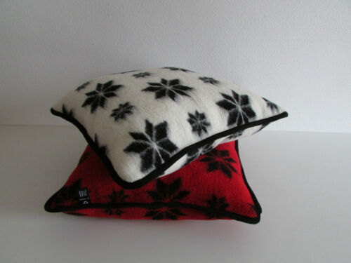 Pillows MERINO WOOL 40x40 Cushion Deco Made in Germany