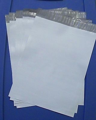 """250 Yellow 14/""""x20/"""" Mailing Postage Postal Mail Bags"""