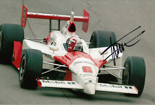 Gil de Ferran Hand Signed Indianapolis 500 Winner Photo 12x8 6.