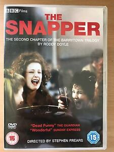 The-Snapper-DVD-1993-Roddy-Doyle-Barrytown-Trilogy-Irish-Comedy-w-Colm-Meaney