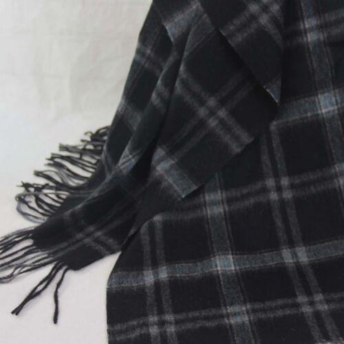 New Winter Women Man Jacquard Long Cashmere Wool Soft Warm Wrap Shawl Scarf 261