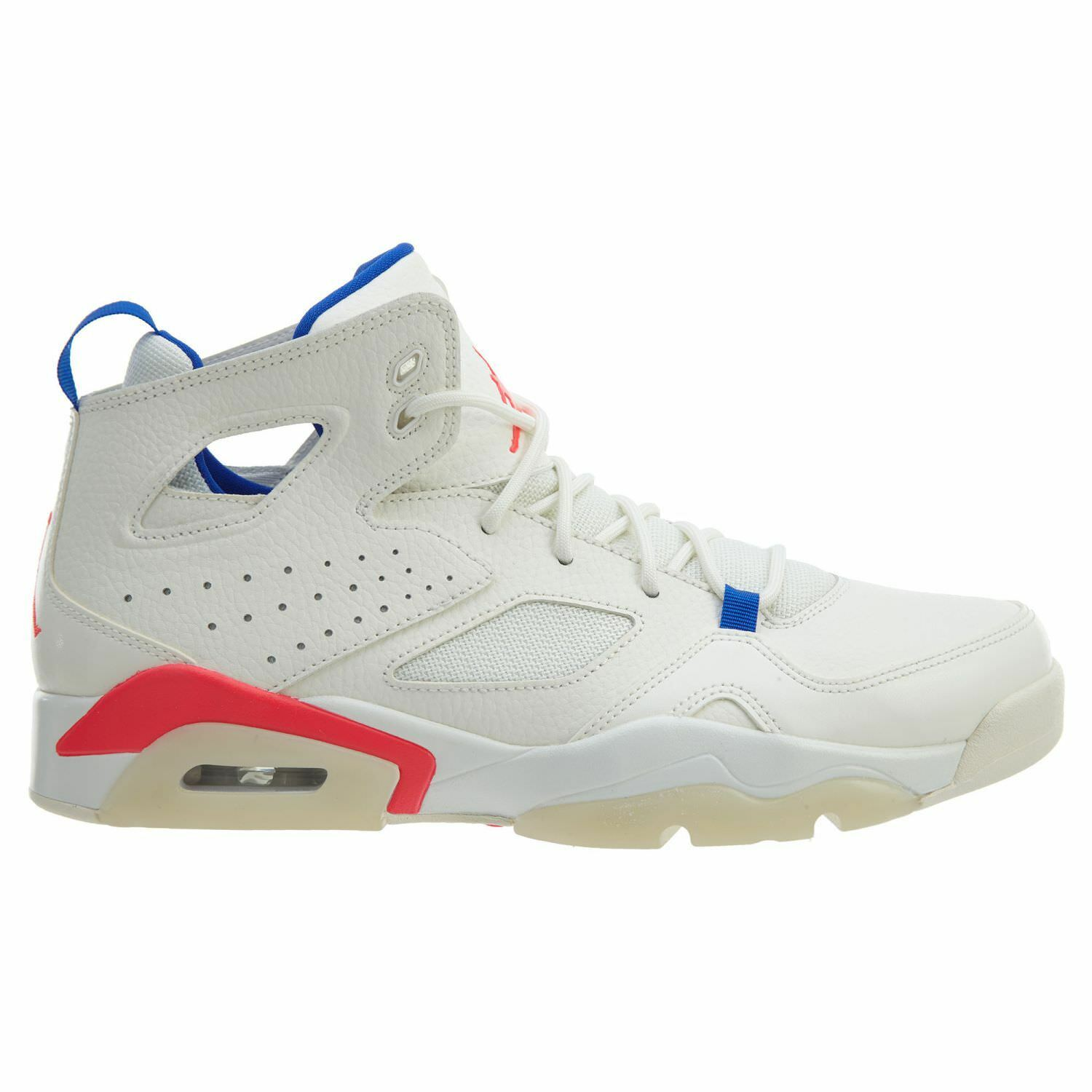 Jordan Flight Club '91 Uomo 555475-125 Sail blu blu blu rosa Basketball scarpe Dimensione 12 d04085
