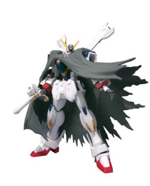 NEW ROBOT SPIRITS SideMS CROSSBONE GUNDAM X-1ActionFigureBANDAI TAMASHII NATIONS