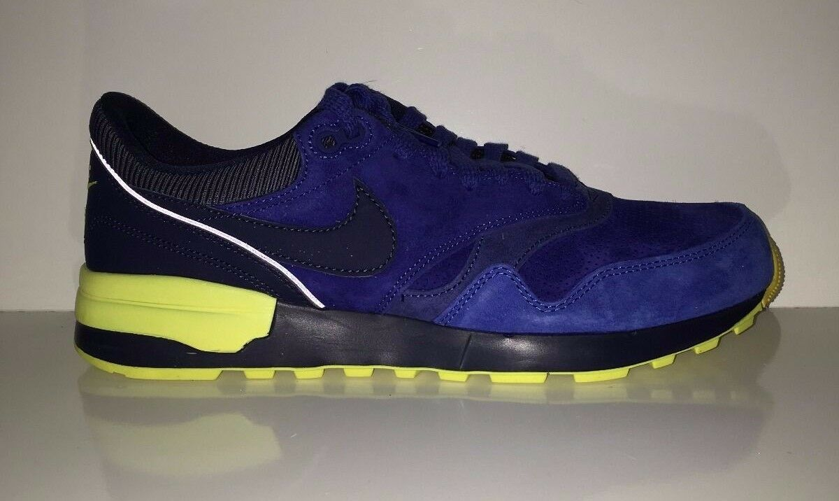 NEW Nike Men's Air Odyssey Ltr Midnight Navy Running Sneakers shoes sz 10