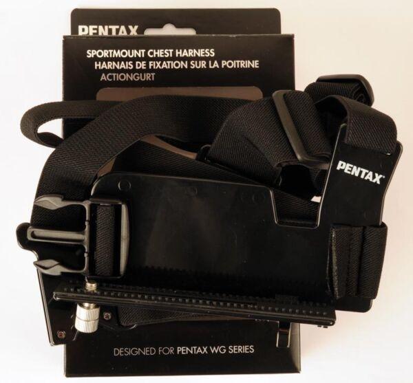 Pentax Harnais De Poitrine Pour Compact Optio étanche Série Wg