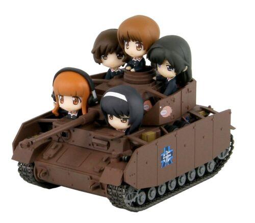 Ausf. H D Ending Ver. Pair-Dot Girls und Panzer Panzerkampfwagen IV Ausf