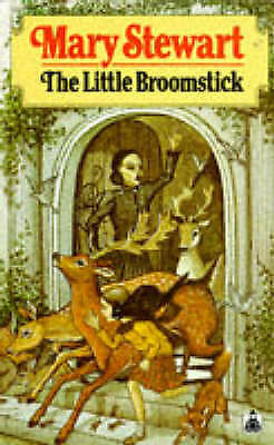 """""""VERY GOOD"""" The Little Broomstick, Mary Stewart, Book"""