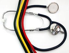 Stethoskop Stetoskop Doppelkopf Rettungsdienst Arzt Baby Praxis NEU, Farbwahl!