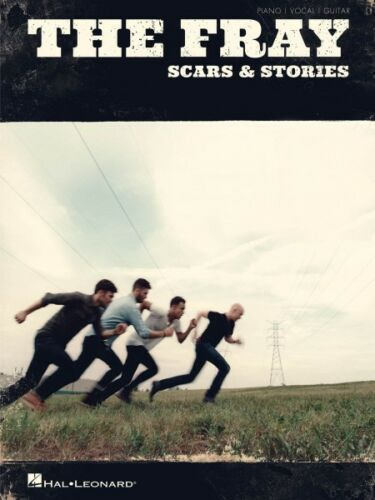 The Fray Scars /& Stories Sheet Music Piano Vocal Guitar SongBook NEW 000307591