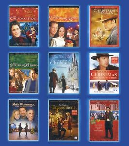 9-Holiday-Christmas-movies-collection-new-3-disc-2018-DVD-13-hours-big-stars