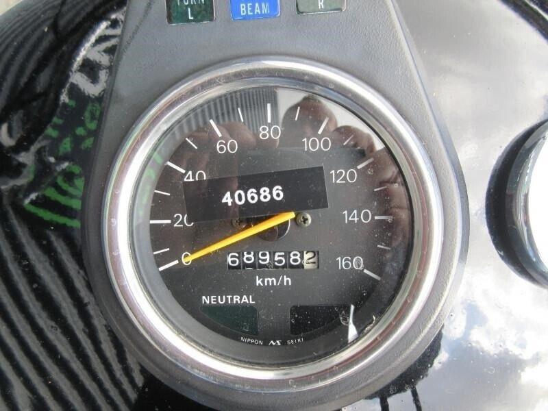 Suzuki, LS 650, ccm