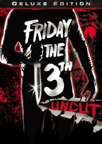 1 of 1 - Friday the 13th Uncut (Deluxe Edition) DVD