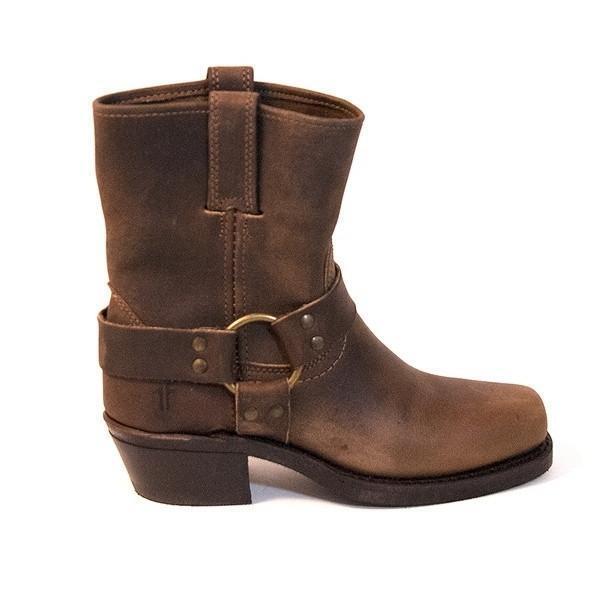 Frye Boot Harness 8R -Tan Short Boot