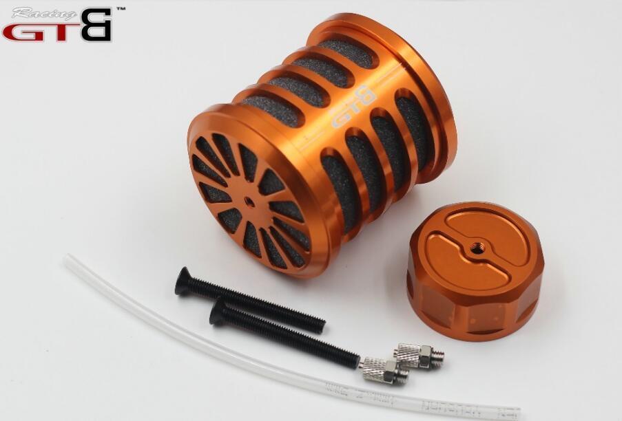 BAJA 5B CNC Air Filter and tank cover